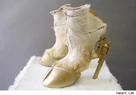 footweardesigns17 - Diseños extraños de zapatos