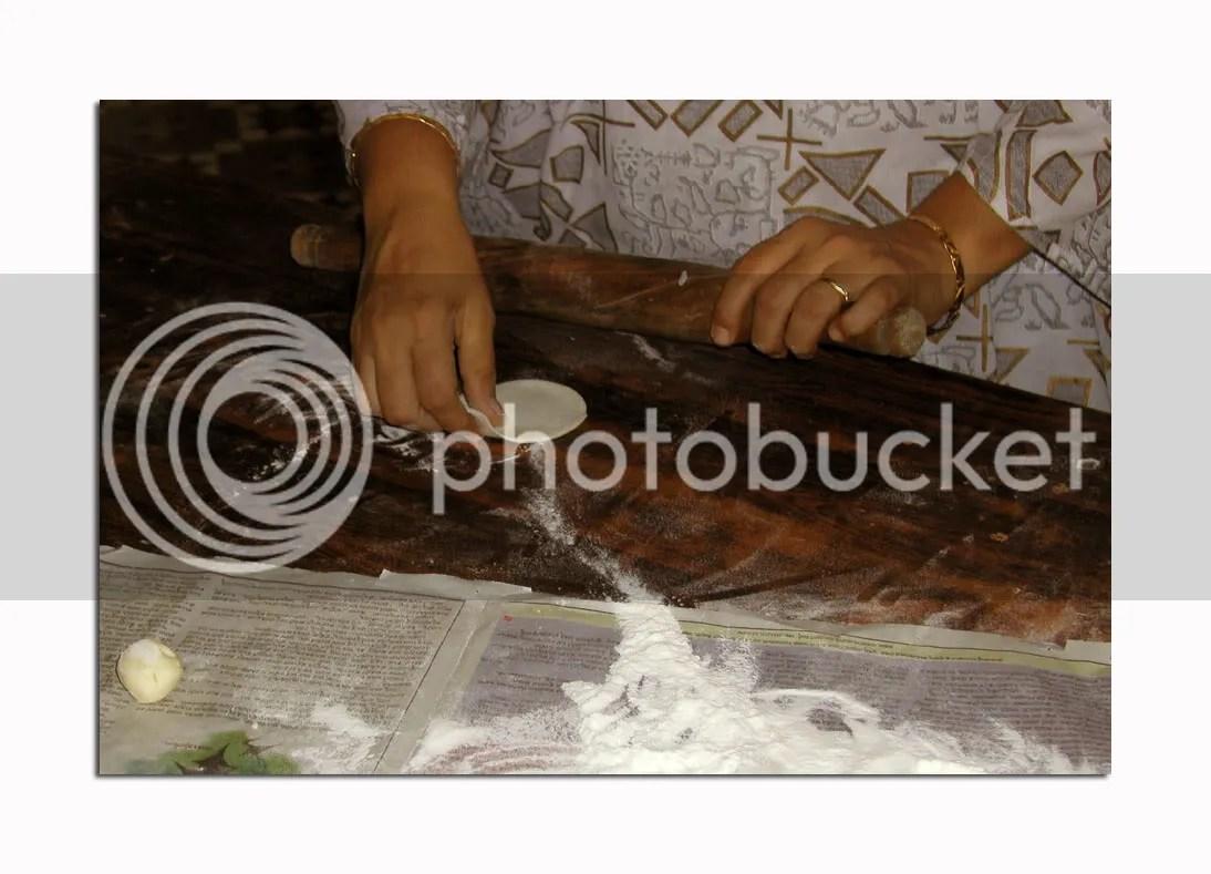 Making Mando - A Konkani Delicacy
