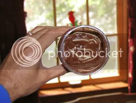 pic of empty Nutella jar by Arun Shanbhag