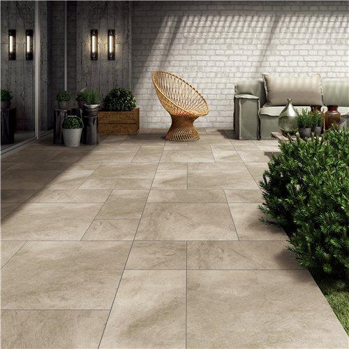 non slip porcealin floor tile