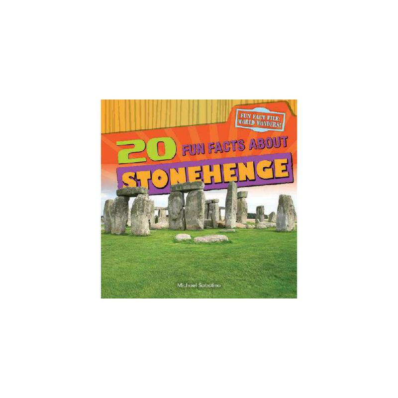 【预订】20 fun facts about stonehenge