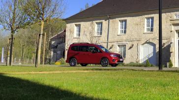 Essai du nouveau Renault Kangoo (2021) : nos photos du ludospace