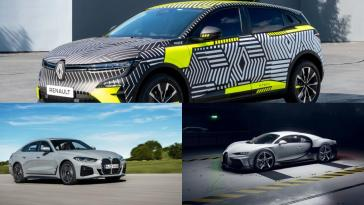 BMW Série 4 Gran Coupé, Renault Mégane électrique… les nouveautés auto de la semaine