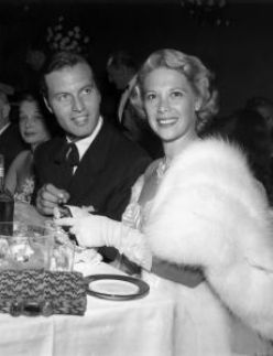 Image result for dinah shore and george patton