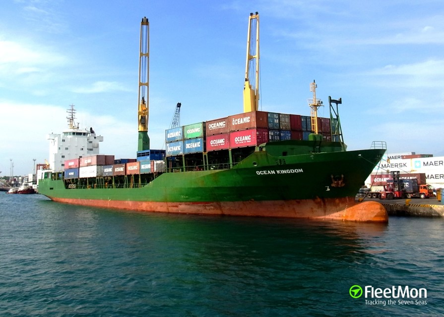 Container ship attacked by pirates, attack thwarted by Filipino CG, Mindanao