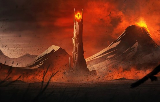 Image result for lord sauron the eye