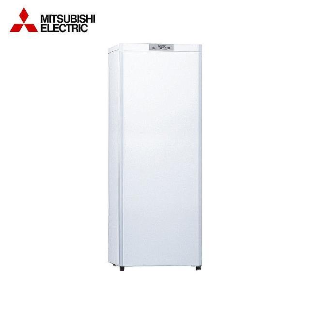 【MITSUBISHI 三菱】144公升 小巧大容量 直立式冷凍櫃(MF-U14P-W-C)