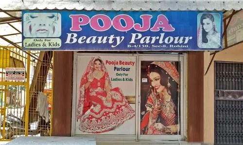 Pooja Beauty Parlour Rohini Sector 8 New Delhi Nearbuy Com