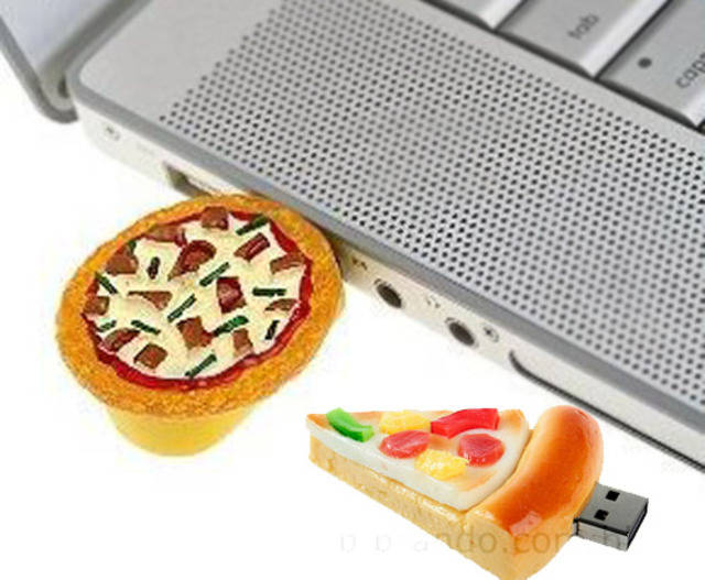 pizza USB