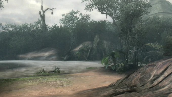 Flooded Forest Monster Hunter Wiki Wikia