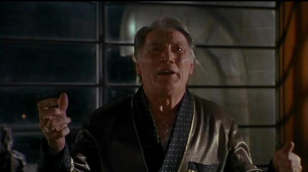 Carl Grissom Jack Palance Batman 1989 Tim Burton