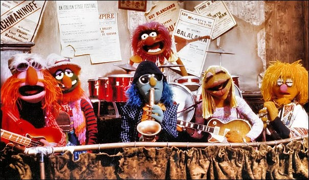 Janice Muppets Band Members