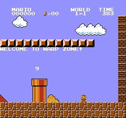 Image Super Mario Bros MrLuigi5577s Levels World 9