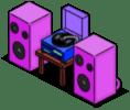 Speakers transimage
