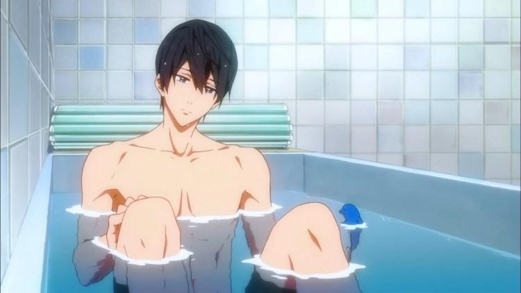 Image result for anime bathtub free!