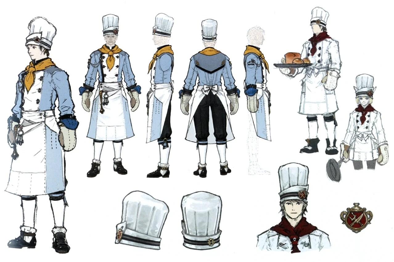 Culinarian The Final Fantasy Wiki 10 Years Of Having