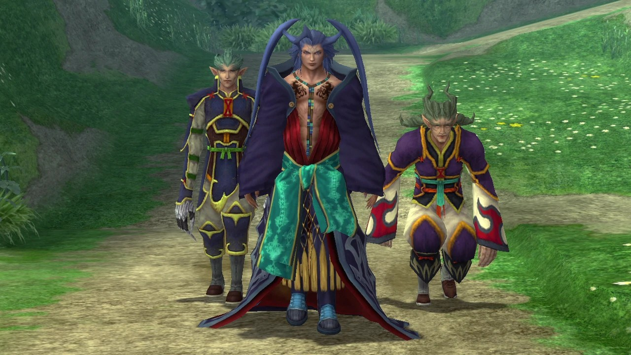 Guado The Final Fantasy Wiki 10 Years Of Having More