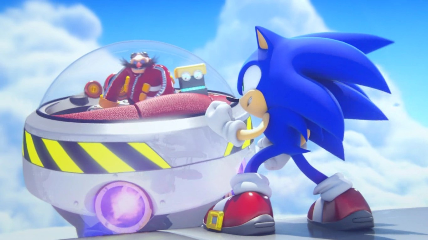 Egg Carrier Sonic Hedgehog