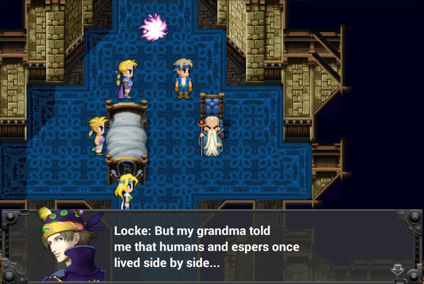 Zozo Final Fantasy Wiki Wikia