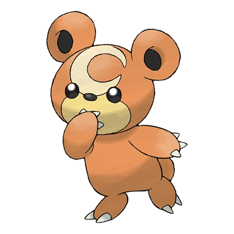 teddiursa the pokémon wiki