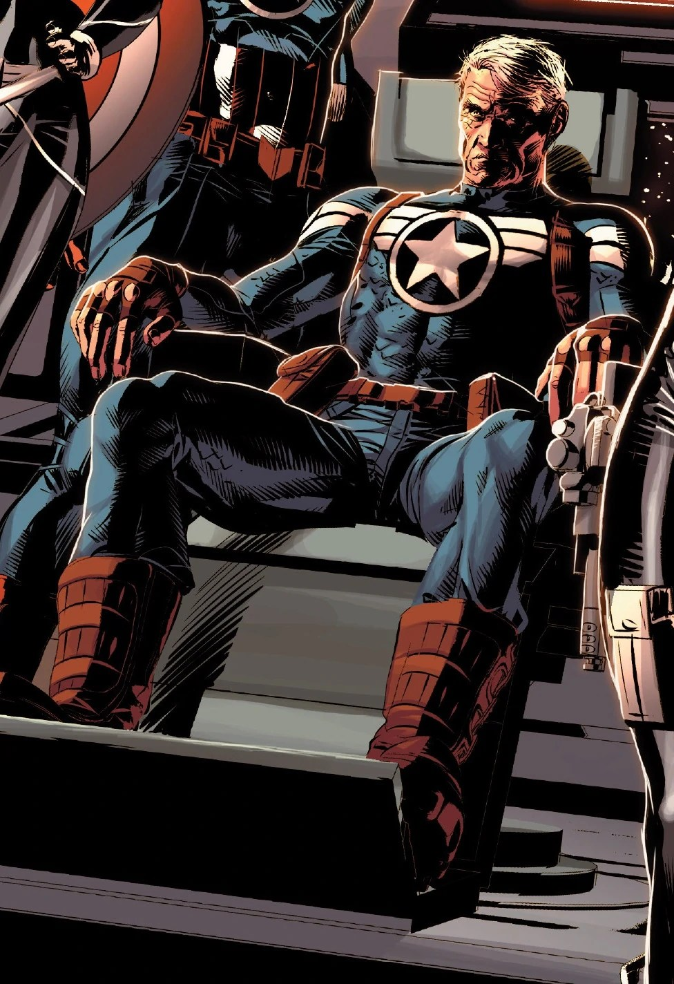 captain america steven rogers marvel database wikia
