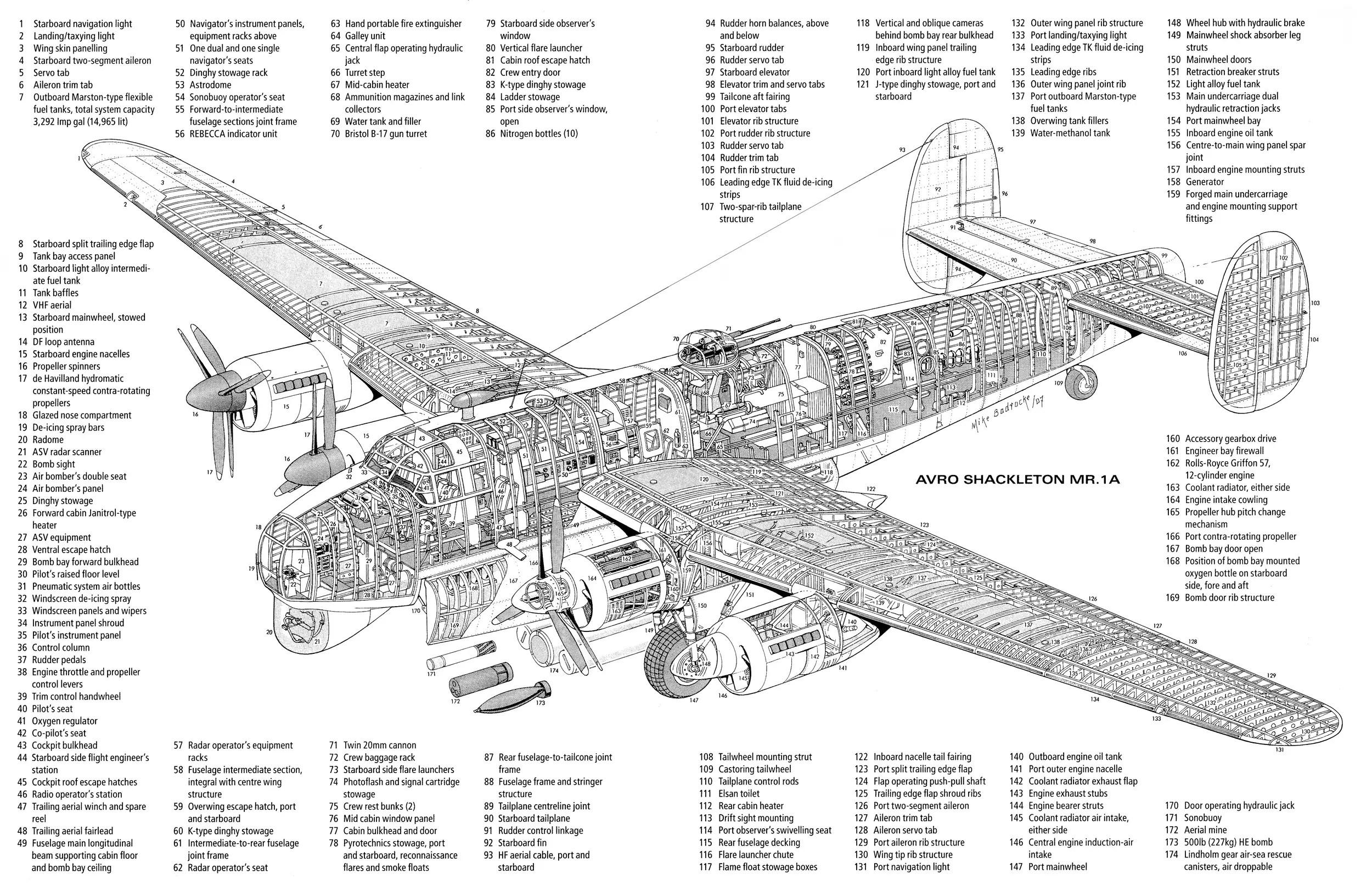 Ferrari Engine Cutaway