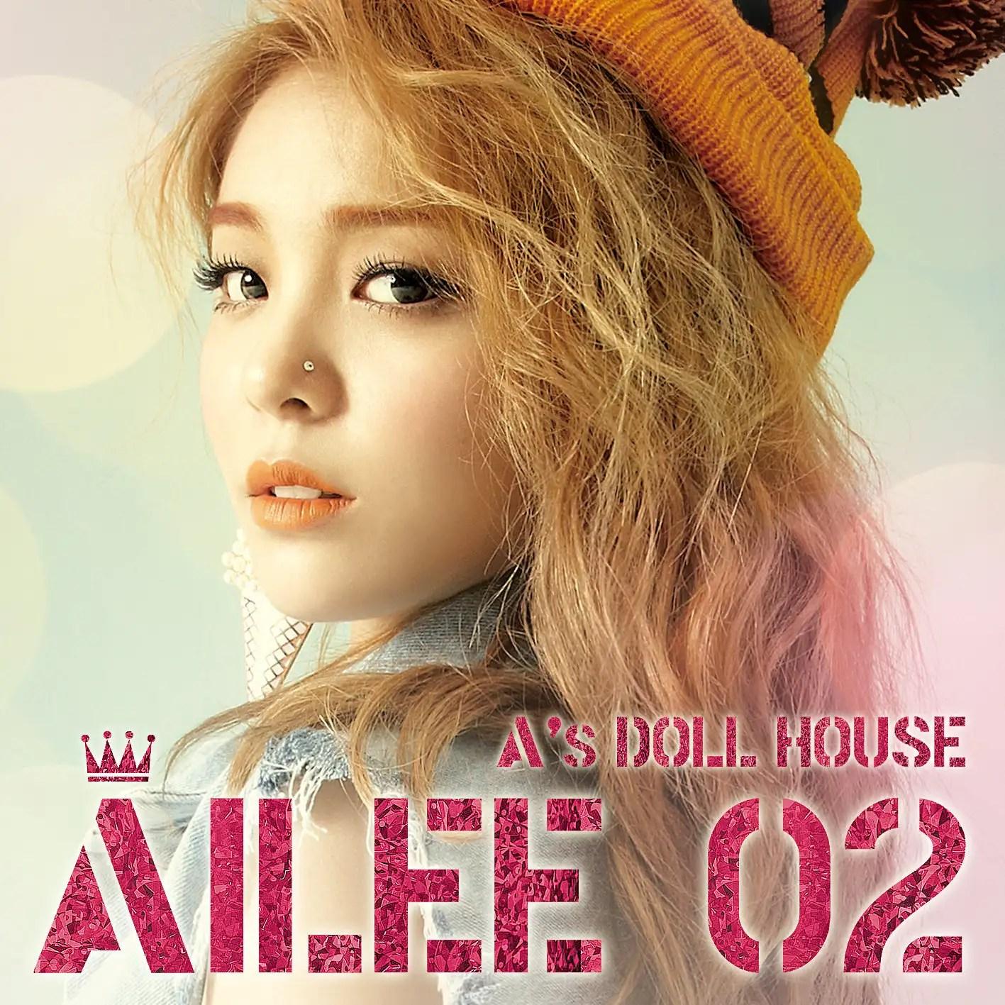 [Mini Album] Ailee - A's Doll House [2nd Mini Album]