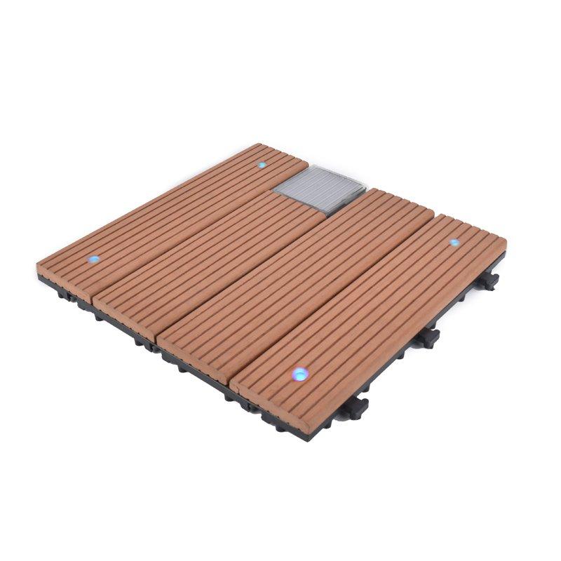 garden path artificial grass deck tiles