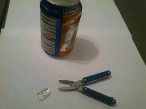 equipmentm - Manual de supervivencia hacer un anzuelo con una anilla de refresco
