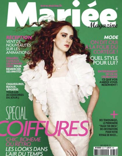 Mariée Magazine N°88 Mars Avril Mai 2013