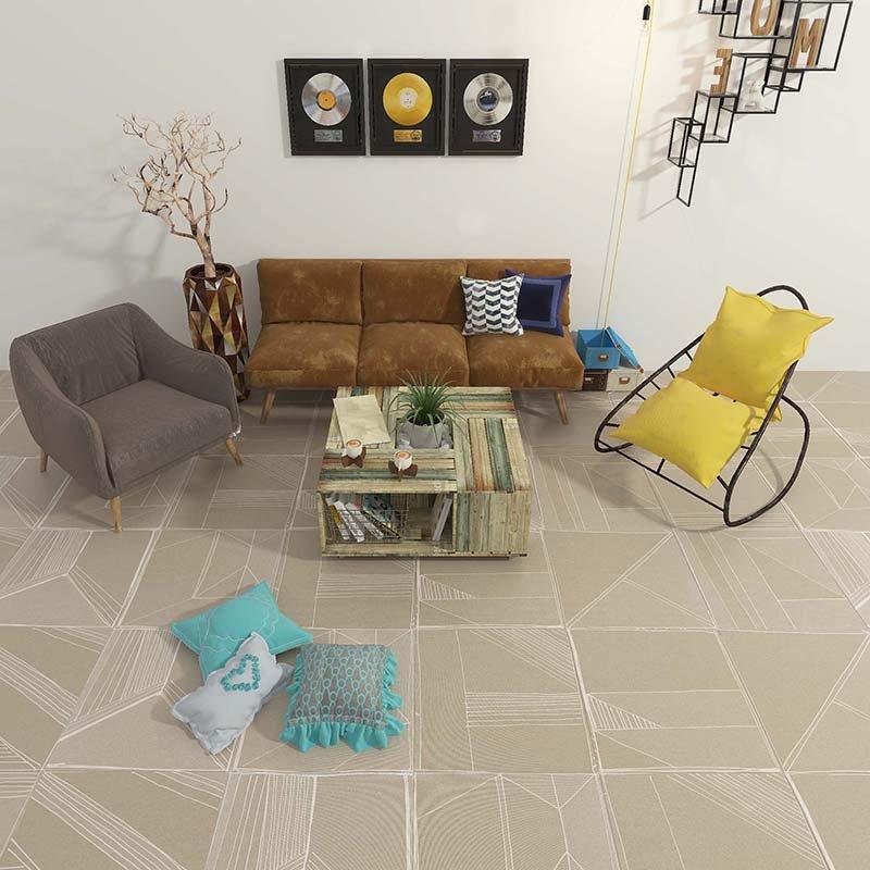 porcelain tile linen look tile
