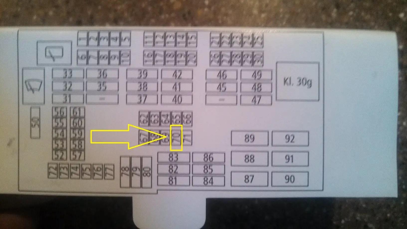 2001 bmw 330i fuse box diagram