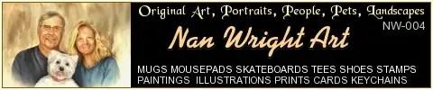 NAN WRIGHT ART