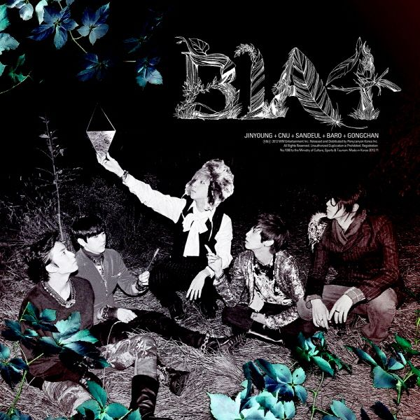 [Album] B1A4 - In The Wind