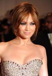 Jennifer Lopez cleavagy at  Metropolitan Museum of Art Costume Institute gala in New York City - Hot Celebs Home