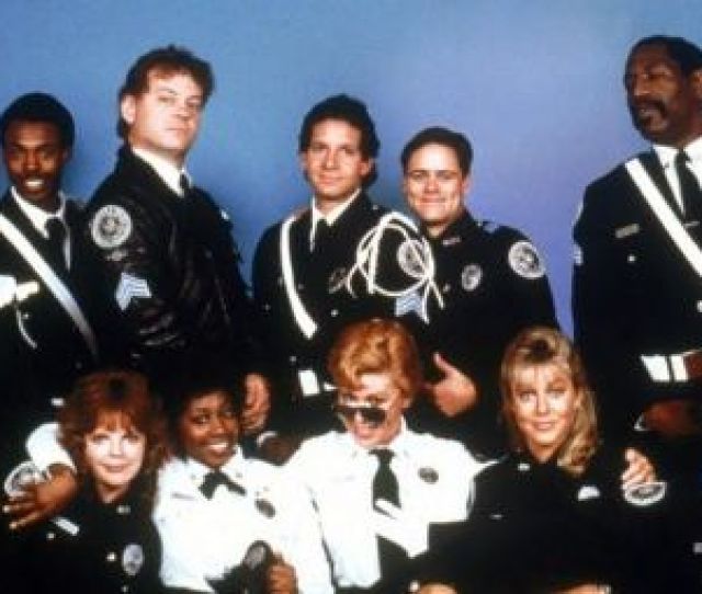 Police Academy 3 Back In Training 1986
