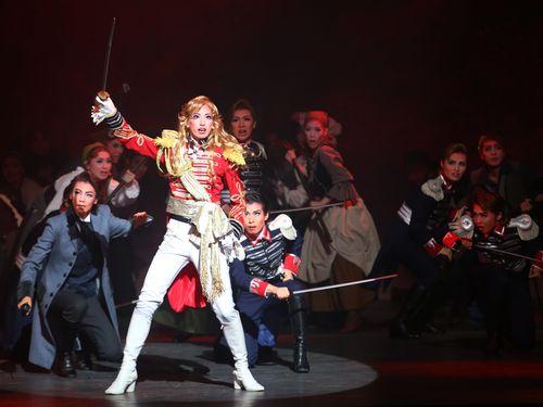 宝塚歌劇団、来秋に3度目の台湾公演  初めて高雄でも開催 | 芸能スポーツ | 中央社フォーカス台湾