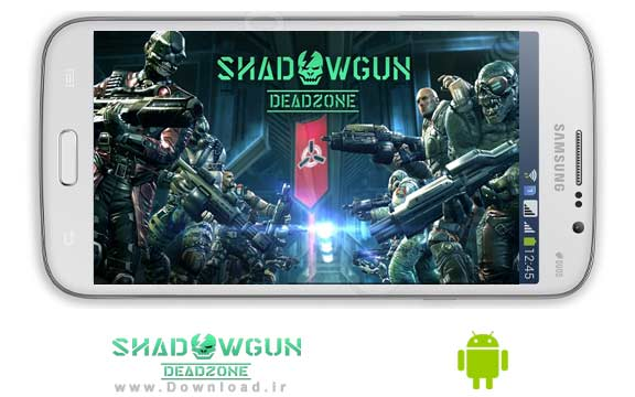 Download the new version of SHADOWGUN DeadZone range Shadvgan for Android