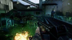 Screen shot-game-Earthfall
