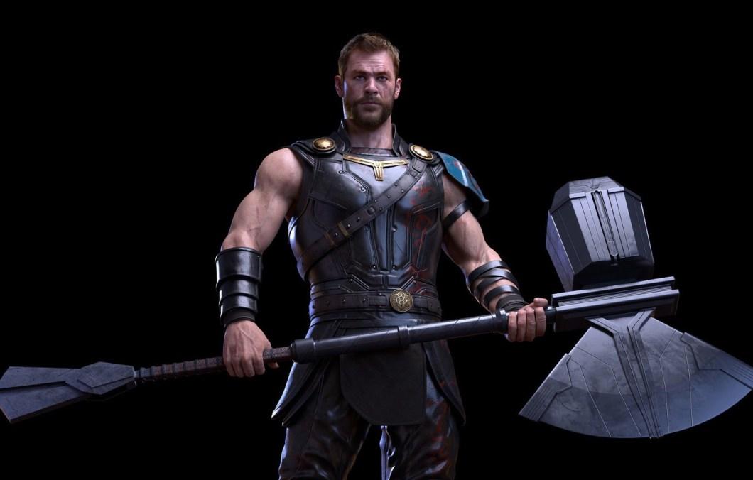 Wallpaper Thor Stormbreaker