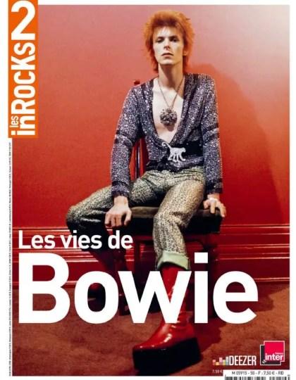 Les Inrocks 2 N°50 - Les vies de Bowie