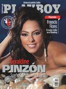 Geraldine Pinzon Playboy Venezuela Octubre 2012