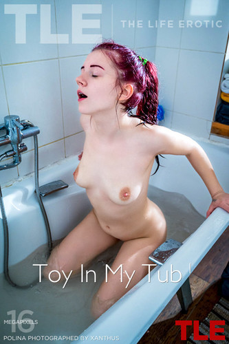 [TheLifeErotic] Polina A – Toy In My Tub 1