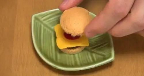 hamburguesapolvo38 - Mini Hamburguesas en polvo un invento asiático