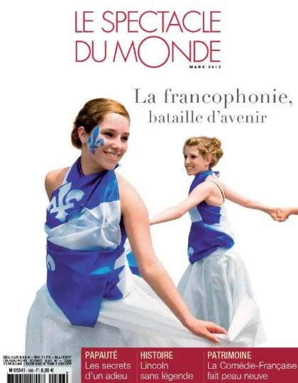 Le Spectacle du Monde N°598 Mars 2013