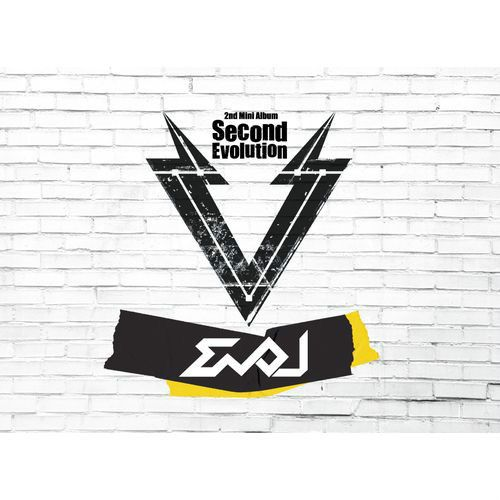 [Mini Album] EvoL - Second Evolution [2nd Mini Album]