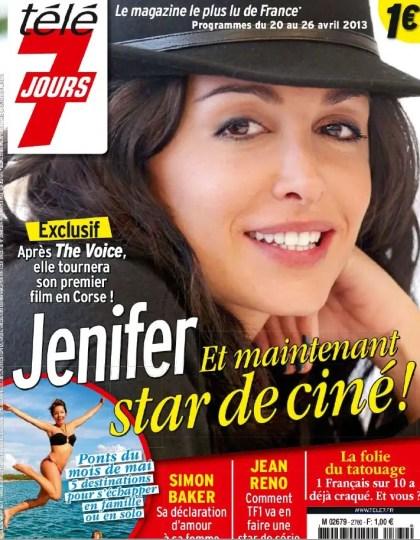Télé 7 Jours N°2760 du 20 au 26 Avril 2013