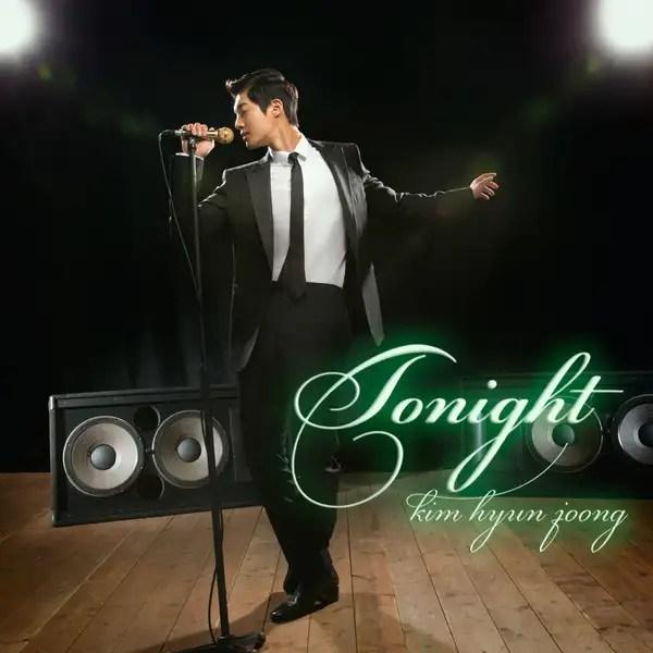 Kim Hyun Joong - TONIGHT [Japanese Single]