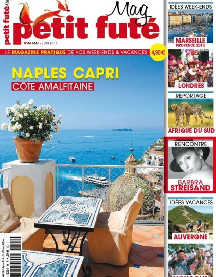 Petit Futé Mag N°44 Mai Juin 2013
