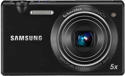 Key Features of Samsung MV800 Point & Shoot Camera